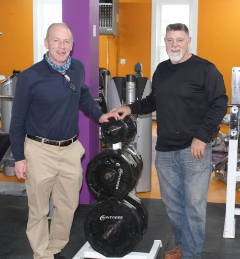 JB's Family Fitness | Owners Bob Insley and Jeff Hyslip
